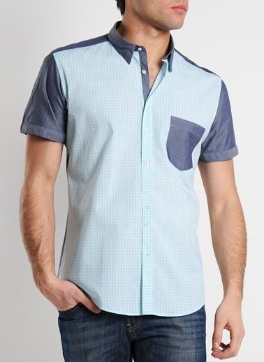 Tween Gömlek Renkli